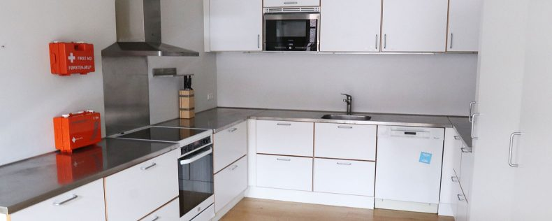 DIS Kollegier Holmbladsgade - Kitchen