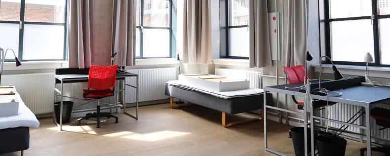 DIS Holmbladsgade - Room