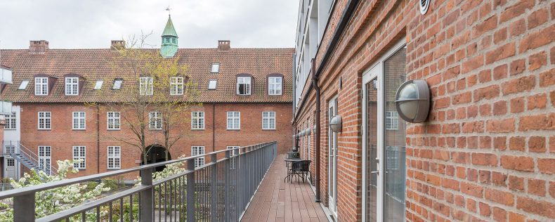DIS Kollegier Mønten - Building