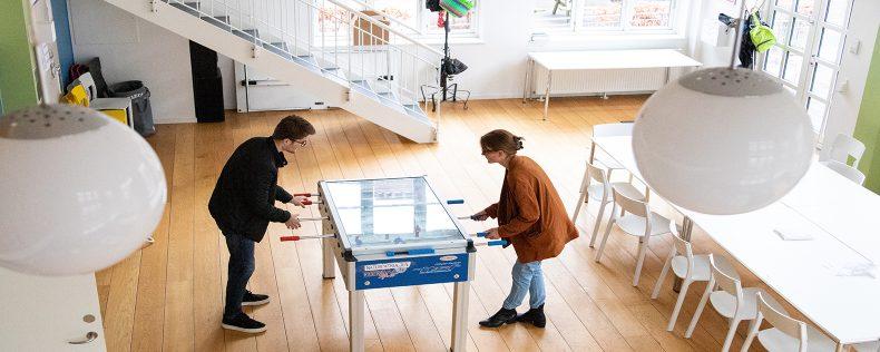 DIS Kollegier Mønten - Community