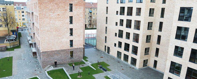 DIS Kollegier Nimbus - Building