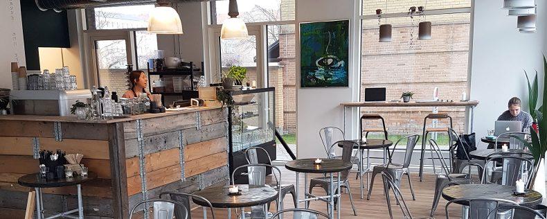 DIS Kollegium Nimbus - Cafe Oha