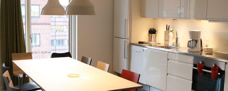 DIS Kollegier Nimbus - Kitchen