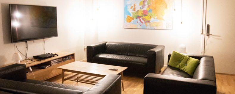 DIS Kollegier Tåsinge - Comomon Room