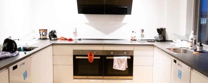 DIS Kollegier Tåsinge - Kitchen