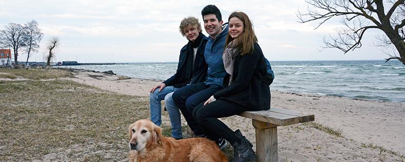 Forudsætninger for at blive værtsfamilie, DIS i Danmark