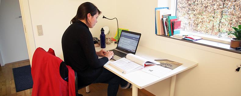 Praktiske overvejelser i hverdagen med en studerende i hjemmet