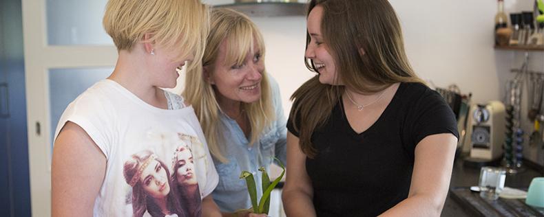 Tilmeld dig som besøgsfamilie, DIS i Danmark