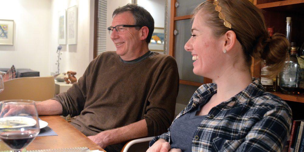 Få uformelt besøg som Besøgsfamilie i DIS