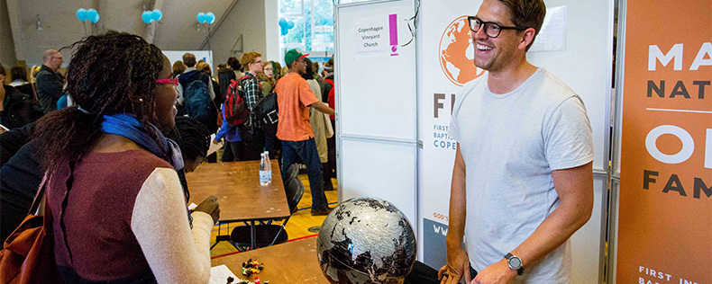 Promover dit klubliv på DIS Activities Fair
