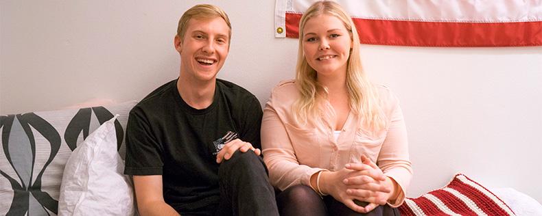 Udlej til DIS og få en amerikansk roommate