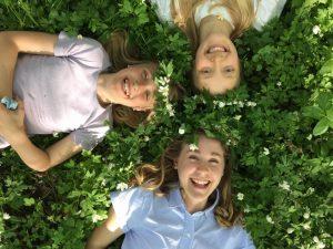 piger i anemonehav