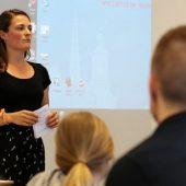 tidligere studerende fortæller om tiden hos den danske værtsfamilie